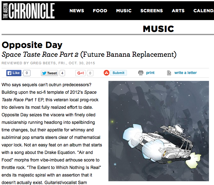Chronicle Review ofSTR2!